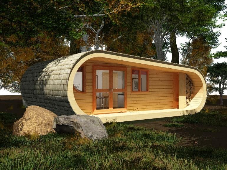 Eco-PERCH Treehouse 2