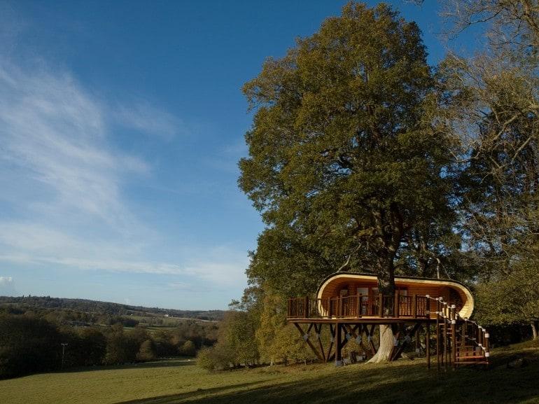 Eco-PERCH Treehouse 3