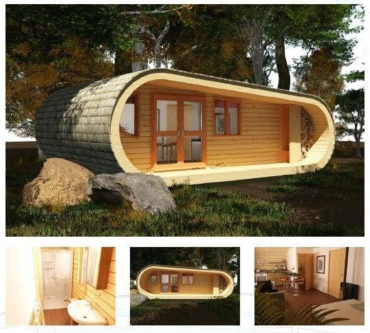 Eco-PERCH Treehouse 4
