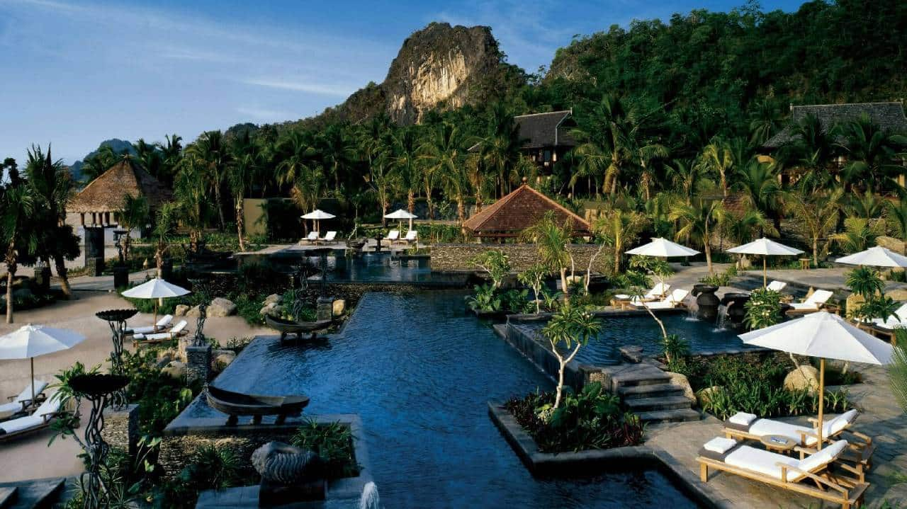 The Four Seasons Resort In Langkawi Malaysia