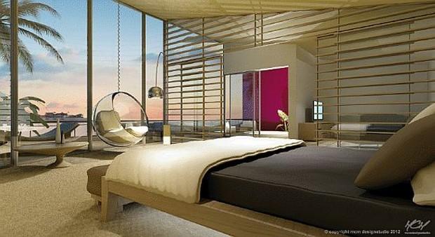Mcm Design mcm design studio island e motion yacht concept