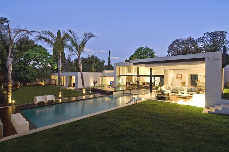 Luxury Villa In South Africa The Mosi House