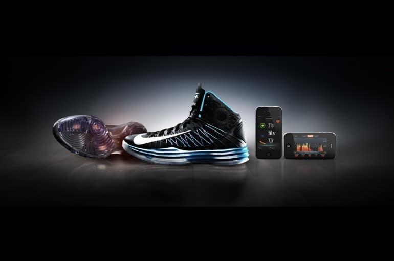 NIKE+ Digital sneakers 5