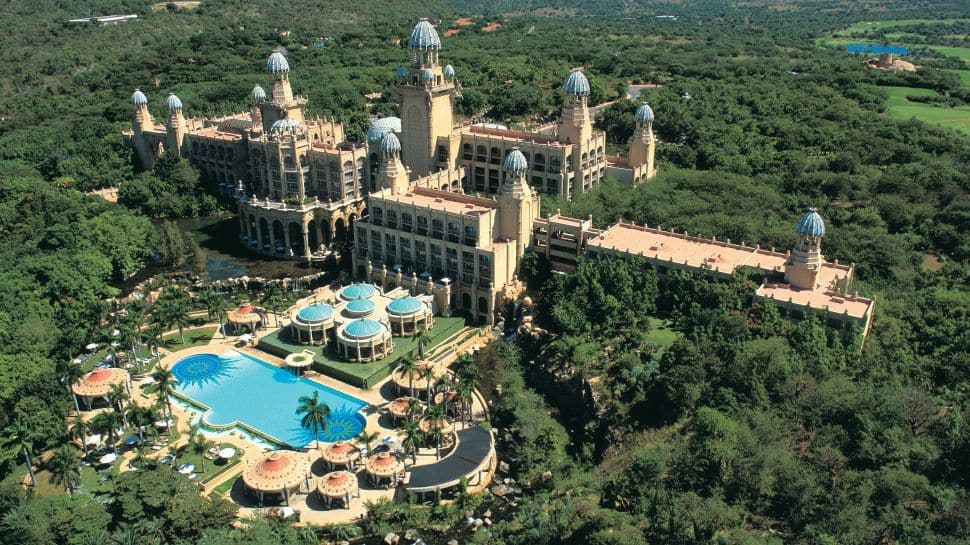The Palace Of The Lost City >> The Palace Of The Lost City At Sun City South Africa