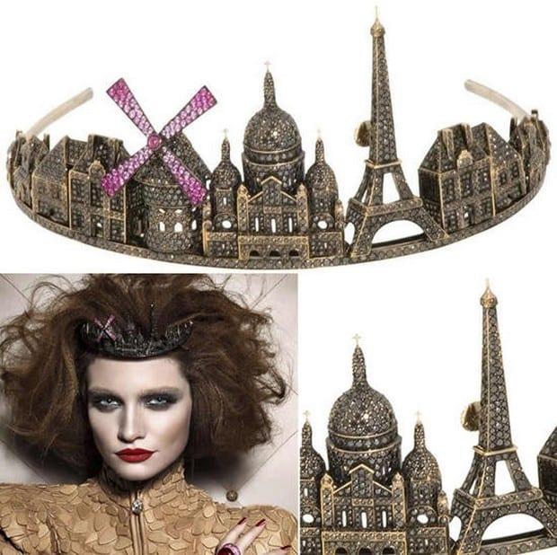 Paris Tiara 1