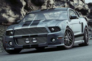 Reifen Koch Ford Mustang 1