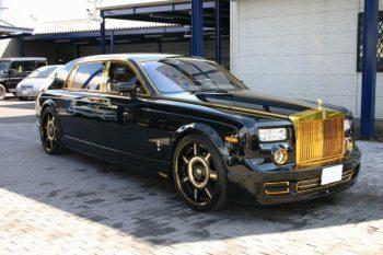 Rolls Royce Phantom Meet 1