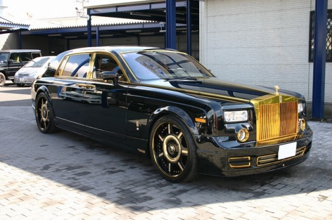 Rolls Royce Limo >> Rolls Royce Phantom Limos Coupes And Convertibles Meet