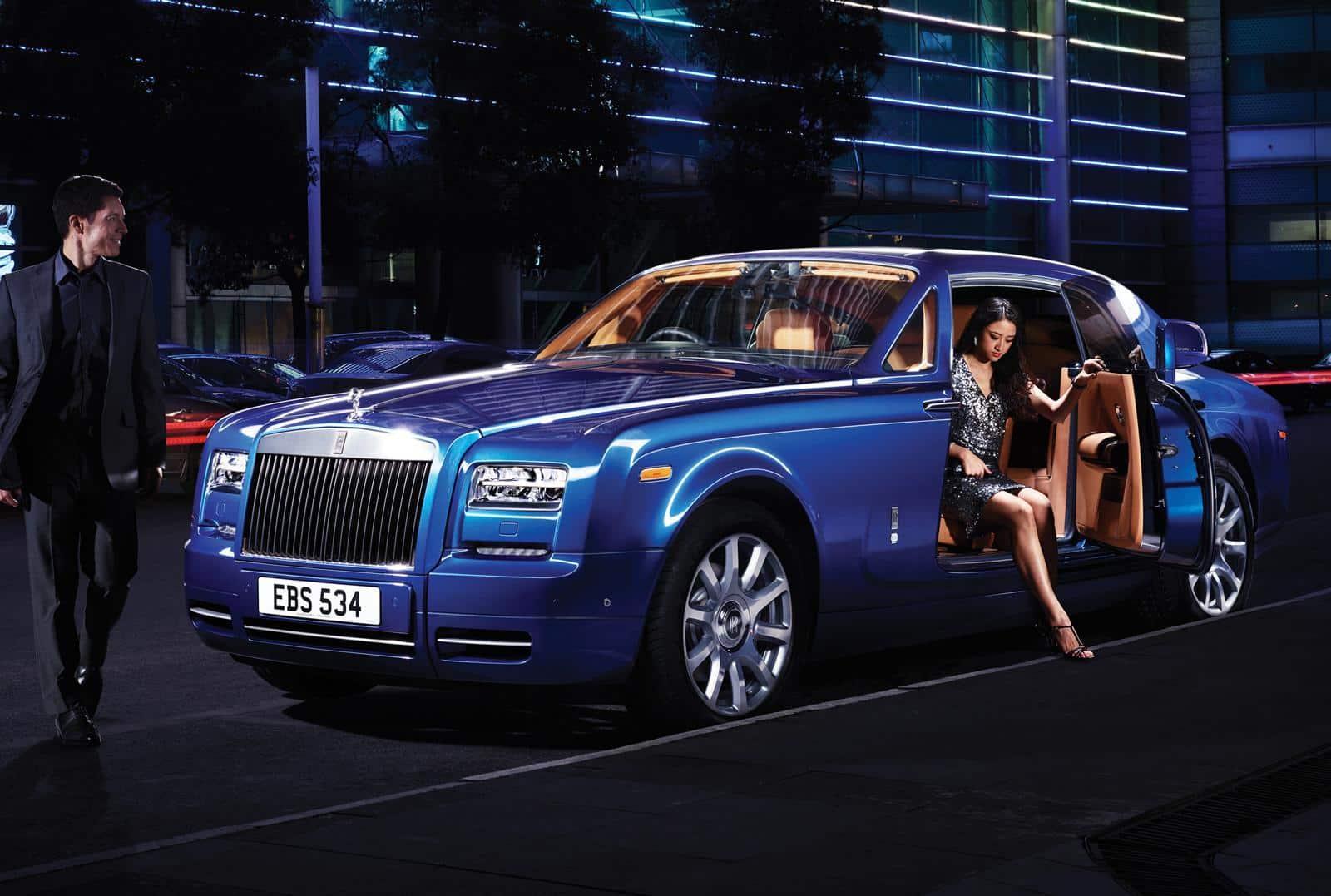 Rolls Royce Wraith Msrp >> New Rolls Royce Phantom Series II Unveiled