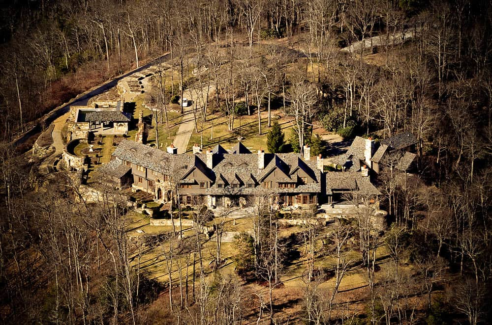 Sagee Manor Is A Beautiful Estate In Highlands North Carolina