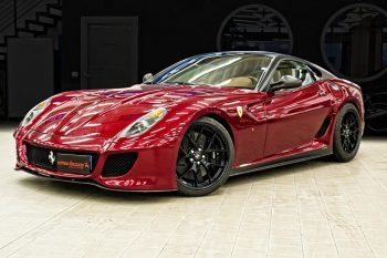 Ferrari 599 GTO by Romeo Ferraris 1