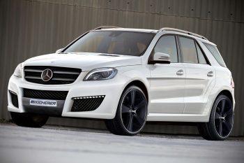Kicherer Mercedes ML 1