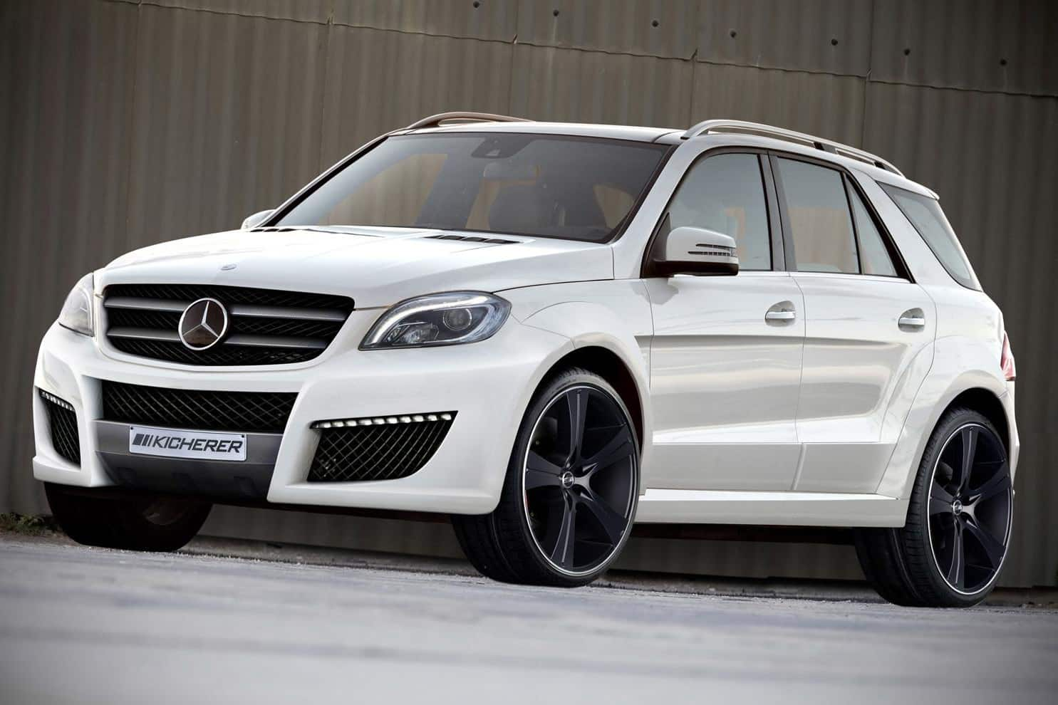 How Much Is A  Mercedes Ml