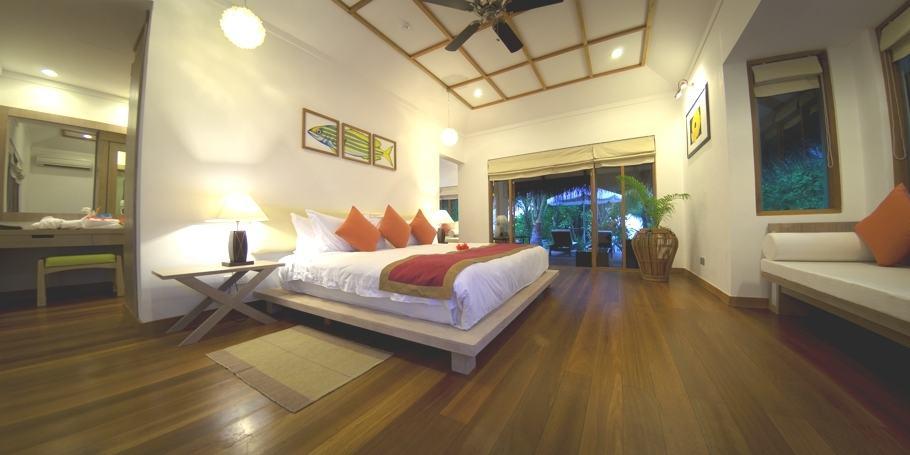 Kuramathi Island Resort Maldives 17