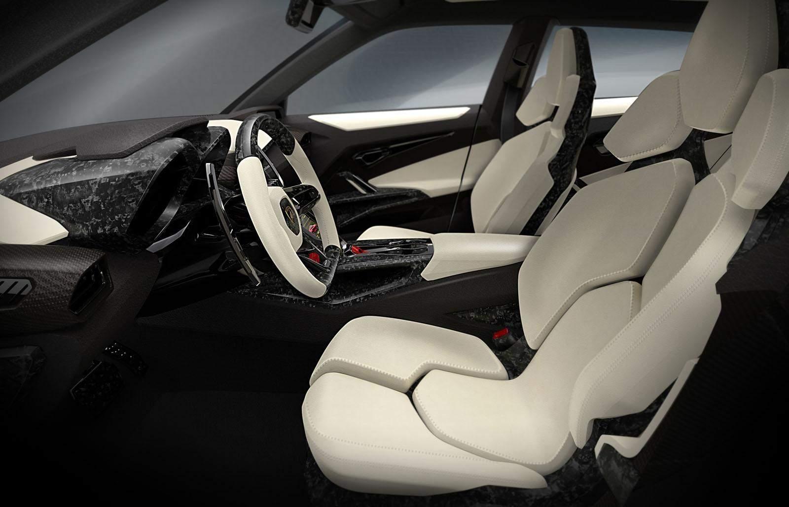 Lamborghini Urus  10