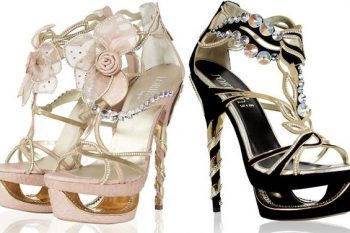 Loriblu Jewel Sandals 1