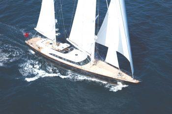 Luxury Yacht Panthalassa 1