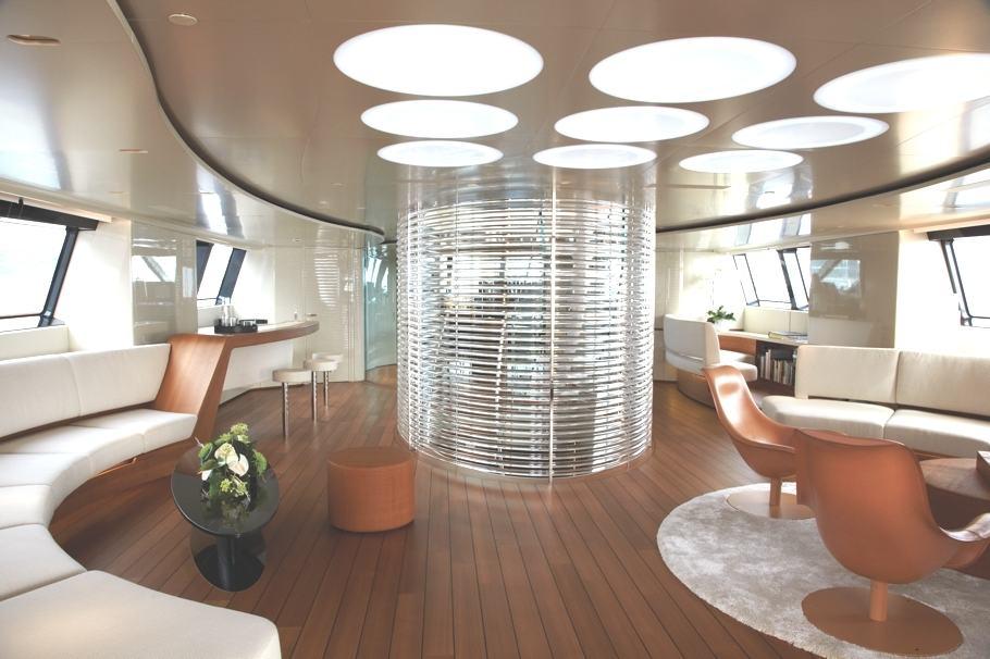 Luxury Yacht Panthalassa 10