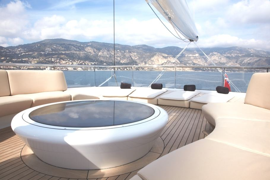 Luxury Yacht Panthalassa 5