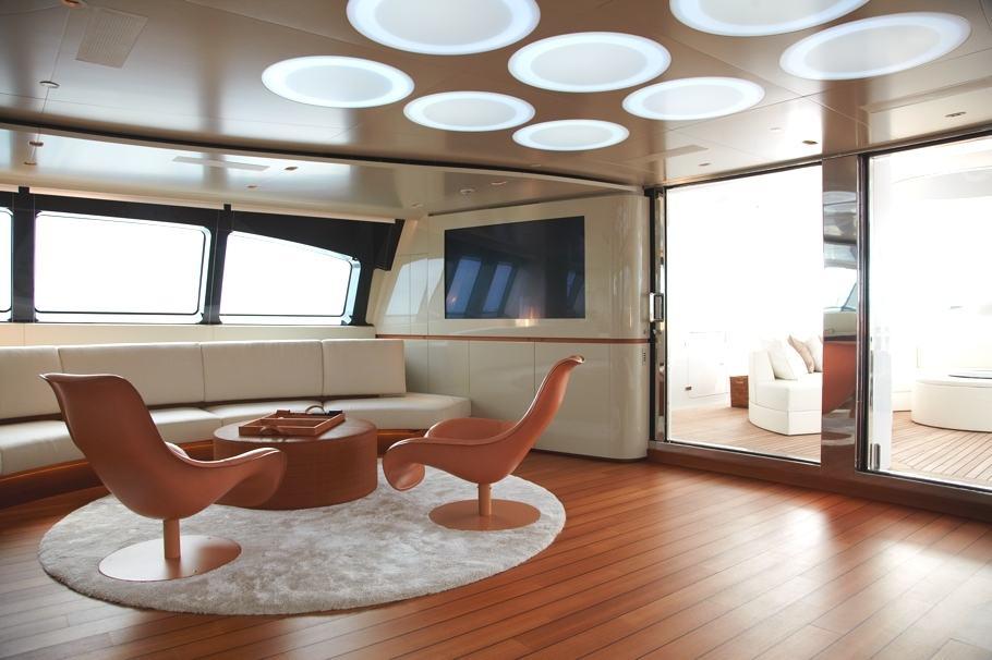 Luxury Yacht Panthalassa 6