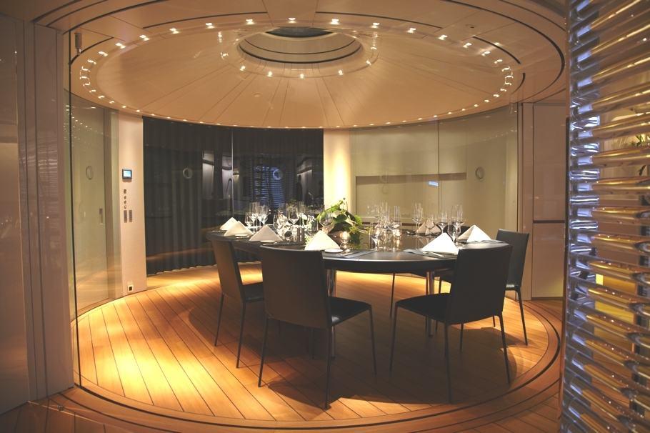 Luxury Yacht Panthalassa 7