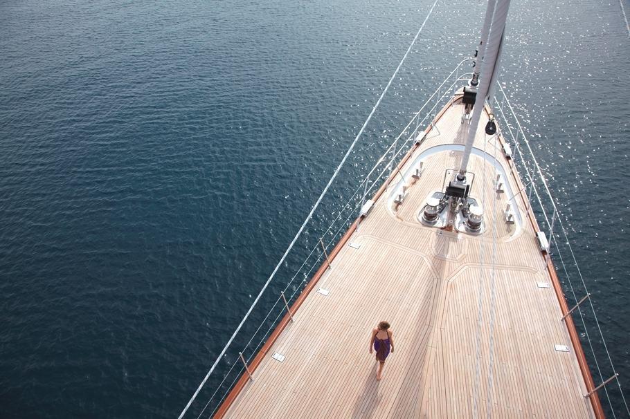 Luxury Yacht Panthalassa 8