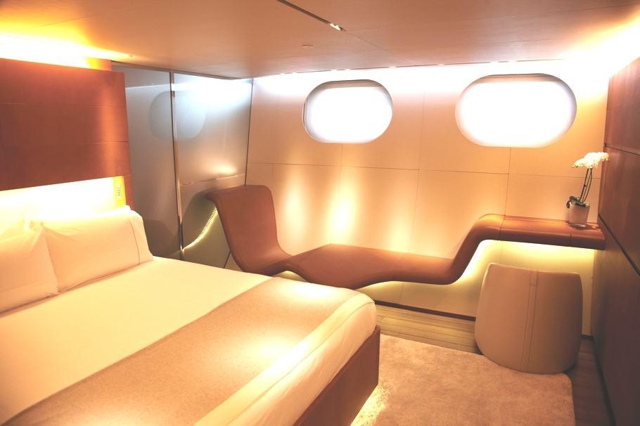 Luxury Yacht Panthalassa 9