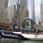 Racing yacht VOR70 Maserati 3