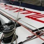 Racing yacht VOR70 Maserati 6