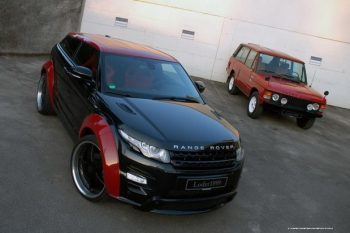 Range Rover Evoque SD4 Horus By Loder1899 1
