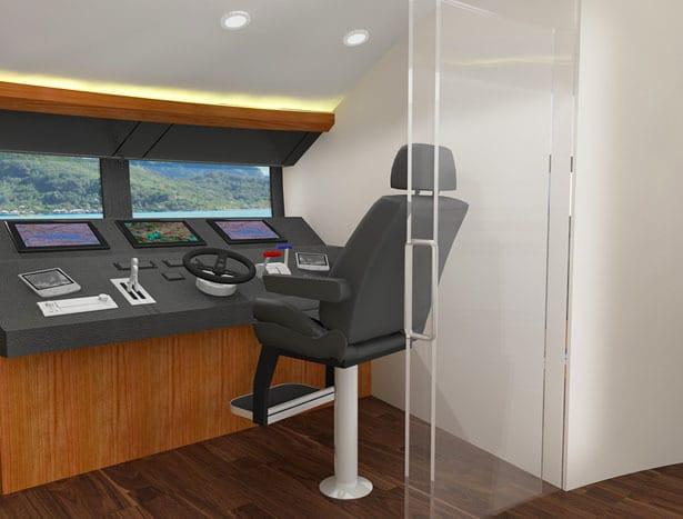 Solar Floating Resort Concept 14