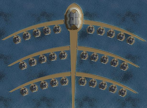 Solar Floating Resort Concept 16