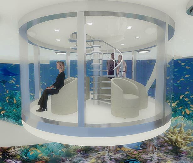 Solar Floating Resort Concept 9