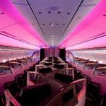 Virgin Atlantic upper class suite 1
