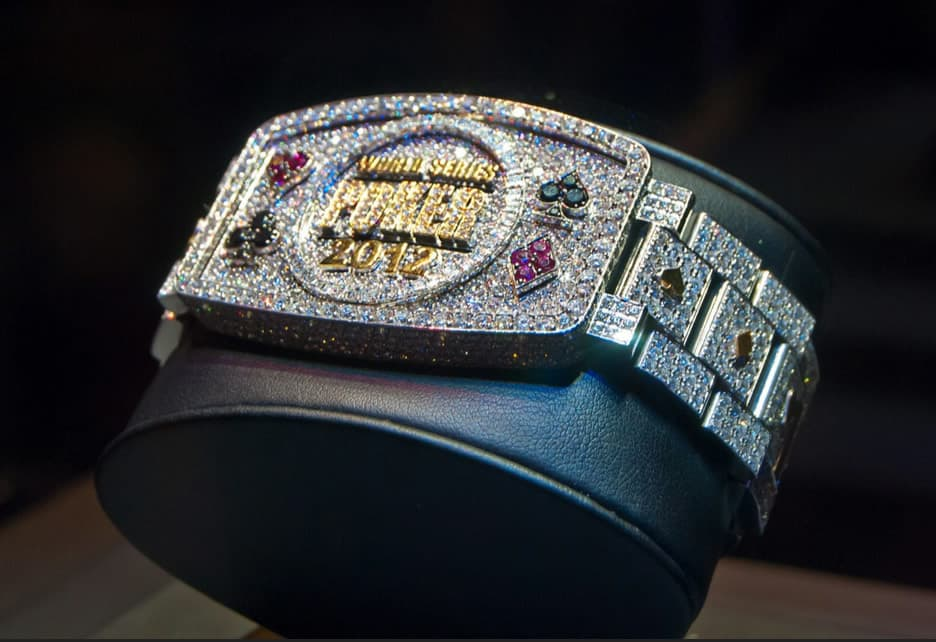 2012 World Series Of Poker Bracelet Most Expensive Sports