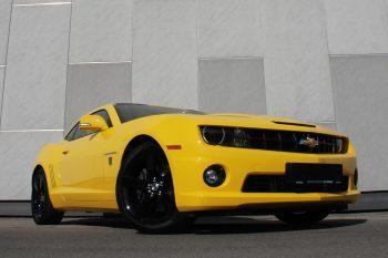 Chevrolet Camaro Transformers edition 1