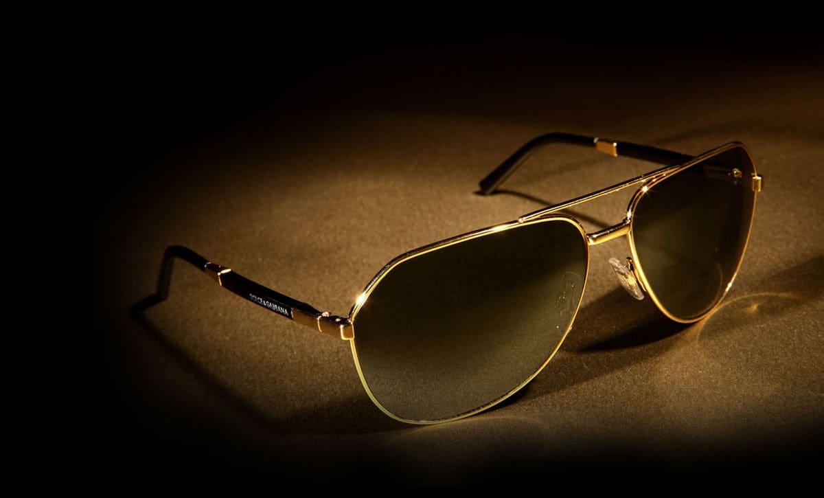 Gold Edition Eyewear by Dolce & Gabbana