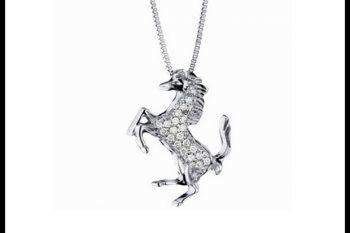 Ferrari Diamond Jewellery by Damiani 2