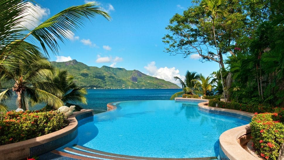 The hilton seychelles northolme resort spa in mah for Villa de jardin mahe seychelles