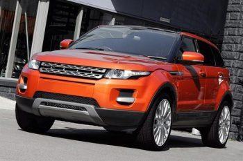 Kahn Design Range Rover Evoque 1