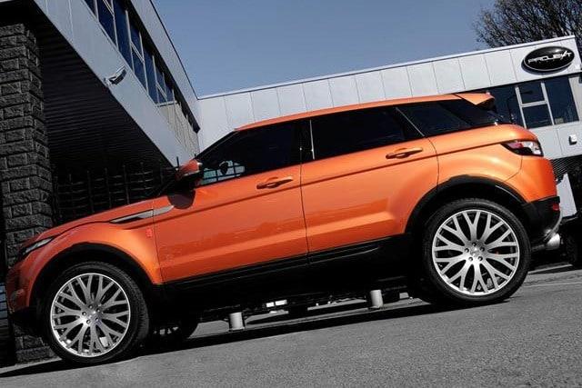 Kahn Design Range Rover Evoque 4