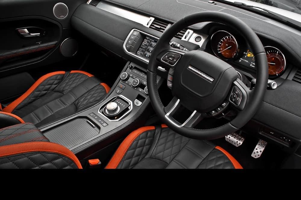 Kahn Design Range Rover Evoque 8