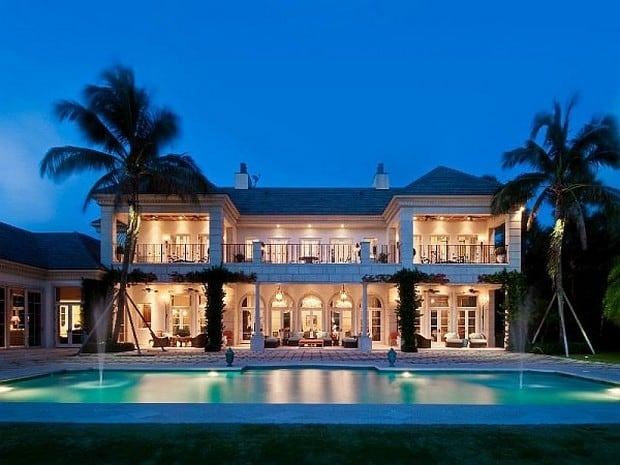Luxury Palm Beach Mansion up for sale at $38M
