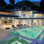 Doheny Residence Hollywood Hills 1