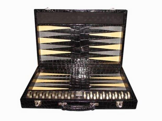 Geoffrey Parker Most Expensive Backgammon Set 1