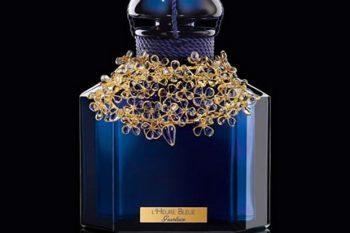 Guerlain L'Heure Bleue Special Anniversary perfume 1
