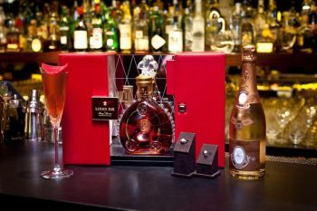 Louis XIII diamond jubilee cocktail 1