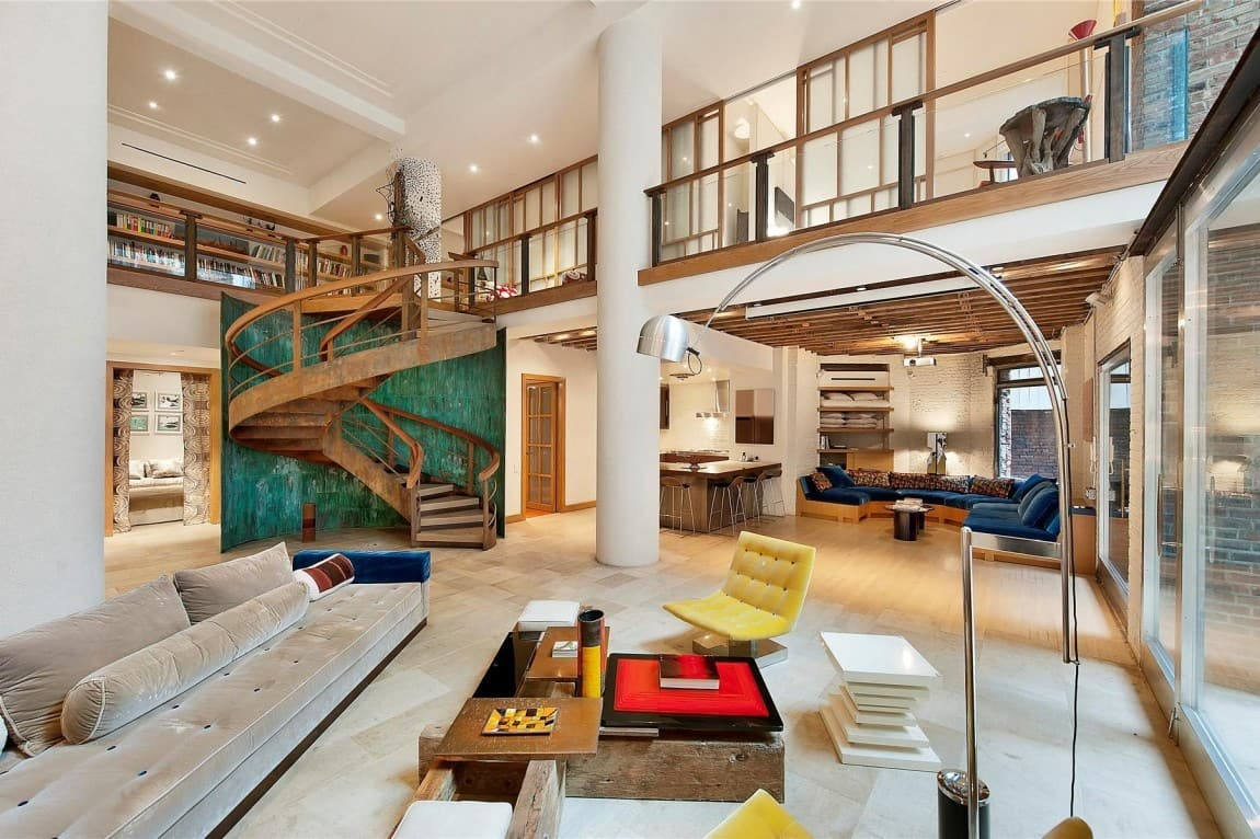 Luxurious Duplex Condo In The Heart Of Tribeca For Sale