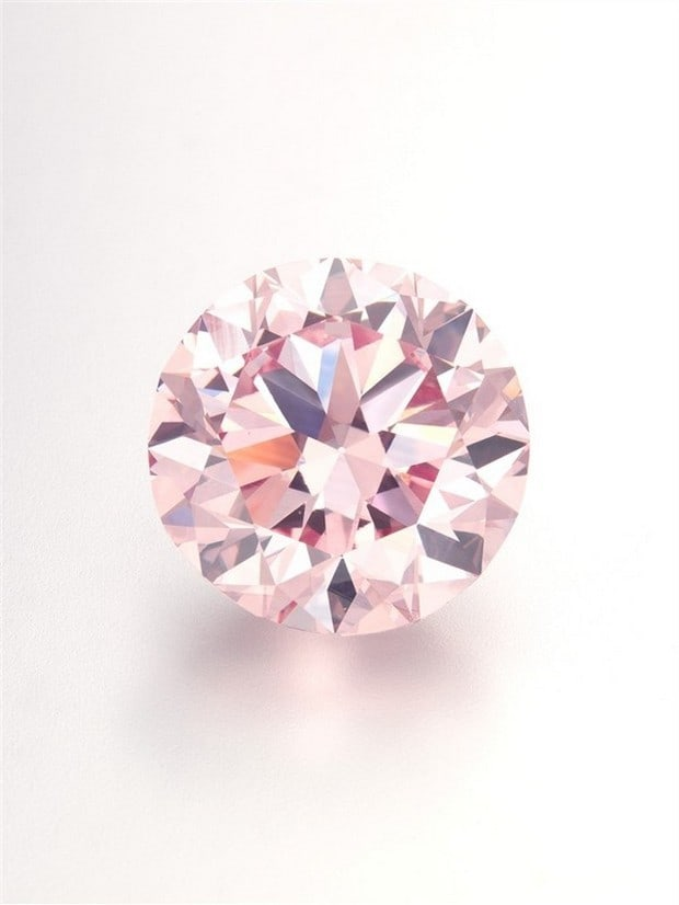 Martian Pink diamond 2
