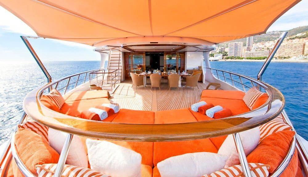 Pamela V Yacht 5